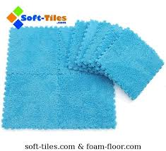 plush carpet foam floor tiles with softer safety easy to fix