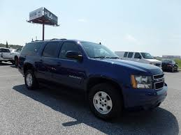 chevy suburban blue chevrolet suburban lt 1500 in maryland for sale used cars on