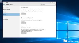 resetting battery windows 7 quick easy ways to go back to windows 7 from windows 10 w video