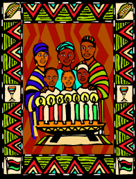 kwanza decorations profile of the day kwanzaa part 2 prof boerner s