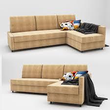 Ikea Sofa Bed Friheten by Friheten Ikea 02 By Doannguyen 3docean