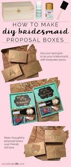 where to buy boxes for presents best 25 bridesmaid box ideas on bridesmaid