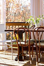 Outdoor Dining Room Dining Room On The Screened Porch Deck Our Fifth House