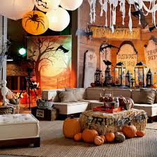 Halloween Birthday Party Centerpieces by Easy Halloween Party Decor