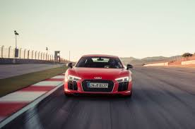 ignition takes on the 2017 audi r8 v10 plus