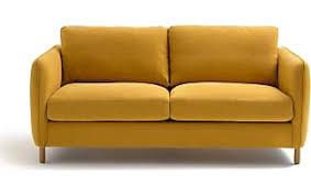 la redoute canapé canapés en jaune de plus de 26 marques jusqu à 48 stylight