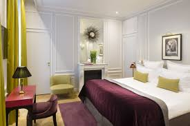 chambre parisienne les chambres hôtel bourgogne montana