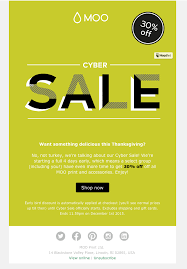 best pre black friday deals best black friday email campaigns 2015 sparkpost