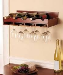 Pottery Barn Wine Racks Wood Wall Wine Bottle Holder Foter
