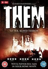 Blind Terror Them 2006 Dvd Amazon Co Uk Olivia Bonamy Michael Cohen