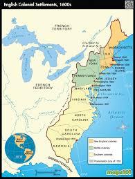 Blank 13 Colonies Map Original Thirteen Colonies United States Original 13 Colonies Map