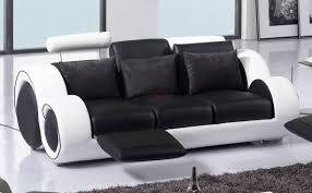 canap lit en cuir canapé convertible couchage quotidien beau canape convertible cuir
