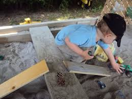How To Build A Simple Shed Ramp by Sandbox Ideas Easy Sandbox Play And Storage Solutions