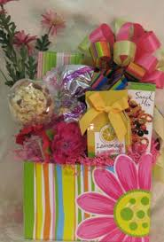 Thinking Of You Gift Baskets Baskets From The Heart Cheer Up Or Get Well Gift Basket