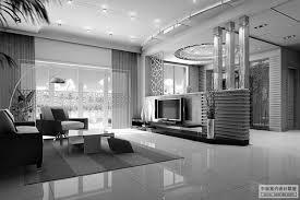 Basement Living Room White Tile Floor Living Room