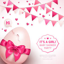 it s a girl ribbon it s a girl the perfectly feminine baby shower