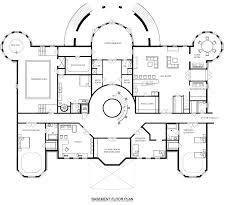 mansion home floor plans a hotr reader s revised floor plans to a 17 000 square foot