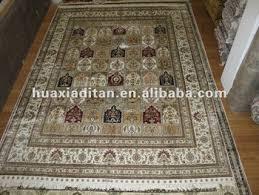 Handmade Iranian Rugs China Handmade Iran Design Silk Rug Carpet Buy Chinese Natural