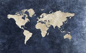 Daylight World Map by Other World Page 4