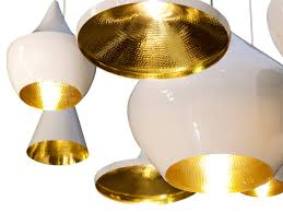 Tom Dixon Pendant Lights by Buy The Tom Dixon Beat Light Stout White At Nest Co Uk