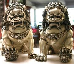 lion dog statue dog symbolism from likeacat