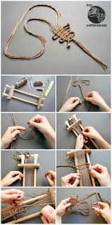 Basic Diy Loom And Woven by 205 Best Weaving Images On Pinterest Textile Jewelry Necklaces