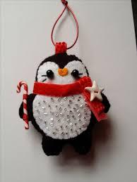 penguin decorations snow bundles outdoor to