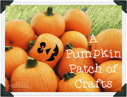 Halloween Crafts For The Classroom by A Pumpkin Patch Of Crafts Just Reed