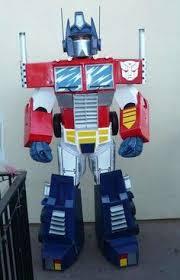 Transformer Halloween Costumes Optimus Prime Costume Diy Costumes Costumes Halloween Costumes