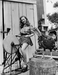 Thanksgiving Vintage Vintage Pinup Thanksgiving Turkey Ax Grindstone Eleven Nineteen