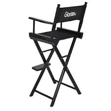 professional makeup artist chair giantex folding wooden makeup director artist chair beech wood