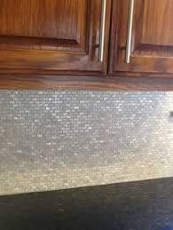 White Square Groutless Pearl Shell Tile Glass Mosaic Tiles - Tiling backsplash in kitchen