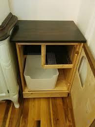 Homemade Cat Hammock by Hidden Litter Box With De Littering Cat Walk Hidden Litter Boxes