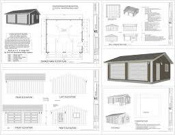 fontana park narrow lot home plan house plans and more car garage building plans free house and designs neiltortore