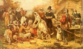 Pilgrim Thanksgiving History Places