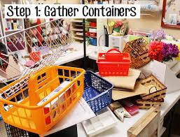 How To Organize Craft Room - the most creative craft room organization ideas