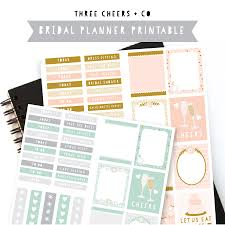 bridal planner get ready for your wedding day with a free bridal planner sticker