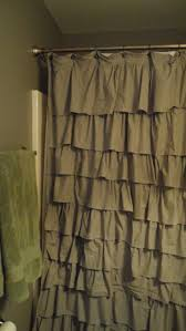 Cheap Ruffle Shower Curtain 99 Best Ruffles Images On Pinterest Bedroom Ideas Ruffles And