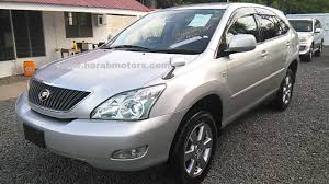 lexus harrier 2006 price toyota harrier 2006 silver available at harab motors tz youtube