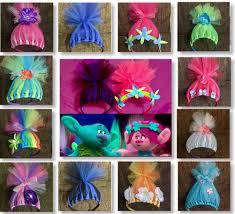 25 troll costume ideas kids headbands troll