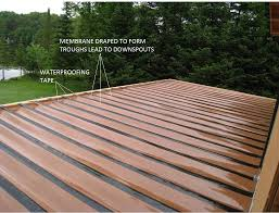 How To Build A Wood Awning Over A Deck 3 Ways To Create Waterproof Dry Space Under A Deck