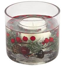 holiday forest gel candle pier1 us gel candle pinterest