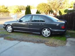 lowered mercedes do you own a lowered w210 in the la or oc area page 2