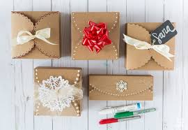 gift box wrapping fast easy gift wrapping ideas in my own style