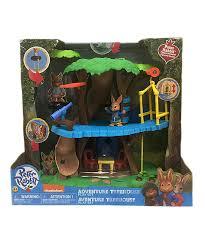 rabbit treehouse rabbit tree house play set zulily