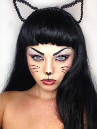halloween makeup eyes mia my cat makeup for halloween twitter miakennington instagram