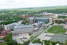 Central Michigan University Campus Map by Central Michigan University Campus Map Harga Motor Honda Terbaru