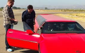 corvette on top gear top gear usa limousine special sneak peek
