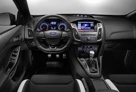 2013 Ford Focus Interior Dimensions Ford Focus Rs Specs 2016 2017 Autoevolution
