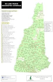 Nh Map Find A Land Trust Nh Land Trust Coalition